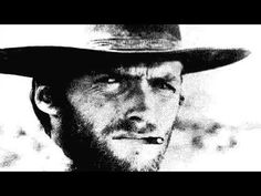 """Soundtrack/theme music from the 1966 Sergio Leone film """"The Good, the Bad and the Ugly"""" with Clint Eastwood, Lee Van Cleef & Eli Wallach. Western Film, Western Movies, Clint Eastwood, Oboe, Music Mix, My Music, Music Songs, Music Videos, Christian Anders"""