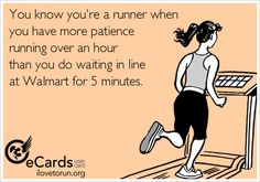 Just in case you are standing in line today at a very large superstore... #FCR #runbikeswim #running #swimming