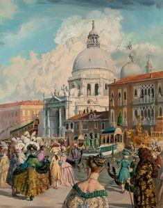 Venice Andrei Poteryaylo (Mancino).