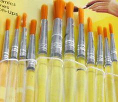 12 Paint Brush Set for R22  | Paradise Creative Crafts - Online shop