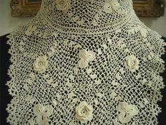 Auctiva Image Hosting  Irish Crochet Lace