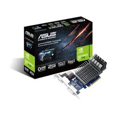 Asus NVIDIA GeForce GT 710 SILENT 1024Мб, GDDR3, 954MHz /GT710-2-SL/  — 2590 руб. —  Тип памяти графического адаптера GDDR3 , Разработчик видеопроцессора NVIDIA