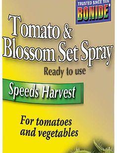 Blossom Set Spray   Buy from Gardener's Supply