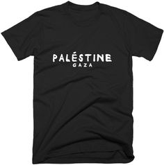 Palestine Gaza T Shirt Women's Men's Political
