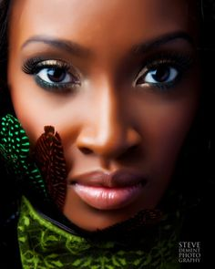 Beautiful African Woman Appreciated by www.escape2tropics.com