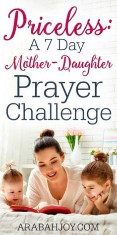 Every girl, no matter her age, wants to know she's worth rescuing. This 7-day prayer challenge is inspired by the movie Priceless and will help you understand your true value and worth. Click to join the FREE challenge today!