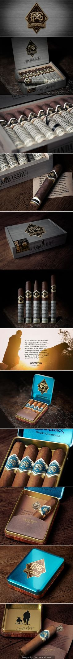 BG Meyer, Creative Agency: Colangelo Packaging Group - http://www.packagingoftheworld.com/2014/10/bg-meyer.html