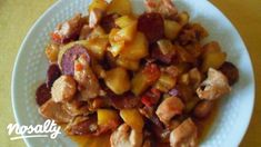 Kung Pao Chicken, Falafel, Oatmeal, Bacon, Breakfast, Ethnic Recipes, Food, The Oatmeal, Morning Coffee