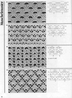 "Photo from album ""Burda узоры"" on Yandex. Crochet Stitches Patterns, Lace Patterns, Stitch Patterns, Dress Patterns, Moda Crochet, Crochet Motif, Doilies Crochet, Doll Clothes Patterns, Clothing Patterns"