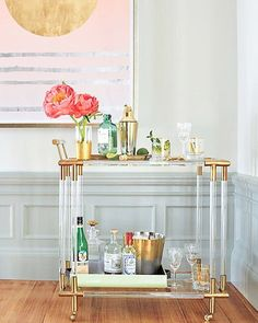 this @anthropologie lucite bar cart from @laurenconrad's wish list may just be making it into our online shopping baskets on this #BlackFriday… see what else our editor-in-chief is wishing for on the blog, in true #fridayfavorites fashion.  happy deal-hunting everyone! http://liketk.it/2pHfV @liketoknow.it #liketkit