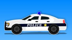 Police Car | High Speed Chase