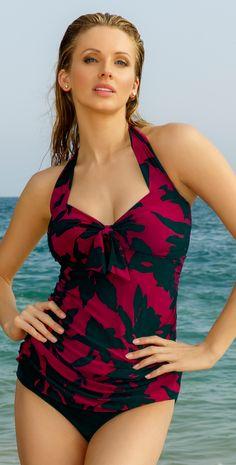 ceeeabbe3d #Magicsuit Mystique Jules #Tankini Tankini Swimsuits For Women, Tankini Top,  Swimwear,