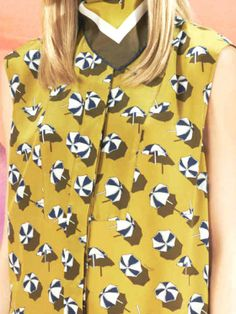 Love this print Dress Patterns, Print Patterns, Pattern Dress, 2014 Fashion Trends, Fashion Today, Summer 2014, Fashion Details, Fashion Prints, Fashion Forward
