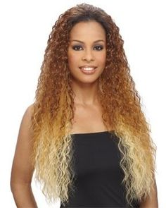 STYLE GIRL - Shake N Go Freetress Equal Drawstring FullCap Wig #1B Off Black by Equal. $33.96