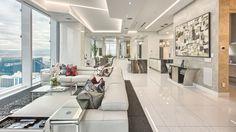 PORCELANOSA Grupo: Dugally penthouse, Las Vegas #architecture #interiordesign