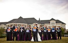13 Hilarious Wedding Pic Ideas You Should Steal via Brit + Co