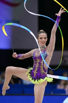 Rio 2016: a corrida olímpica pelas vagas na ginástica rítmica #globoesporte