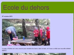 ecole-du-dehors Mobile D, Activities, Maths, Montessori, Random, Inspiration, Kindergarten Classroom, Reading