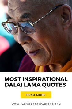 Dalai Lama is one of the greatest personalities of our times. His teachings are invaluable to all. Here are a few inspirational quotes by His Holiness the Dalai Lama about life and travel French Quotes, Spanish Quotes, Source Of Inspiration, Travel Inspiration, Mr Wonderful, Mindfulness Meditation, Dalai Lama, World Leaders, Strong Quotes