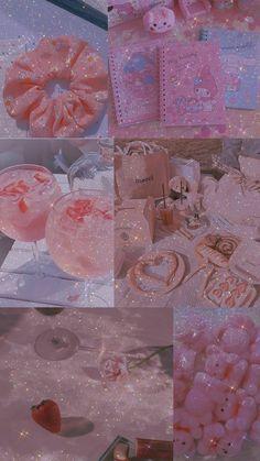 Aesthetic wallpaper - Pink