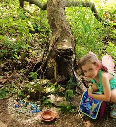 Our Fairy House at the Freylingheusen Arboretum