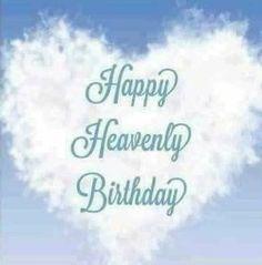 70 Best Happy Birthday In Heaven images   Birthday in heaven ...