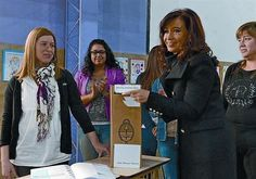 Cristina Fernández retrocede en las primarias argentinas
