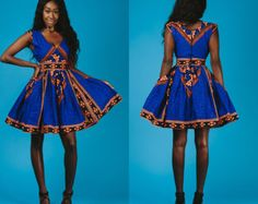 the ESE dress by ofuure on Etsy