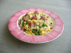 Ham Fried Rice | Chef in Training