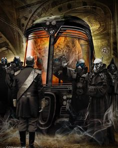 Most Realistic Image of Guild Navigator Ever