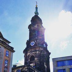 Kreuzkirchturm Dresden
