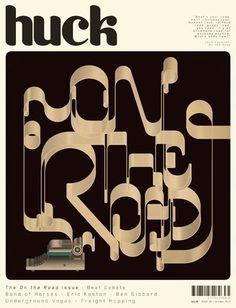 HUCK magazine on Magpile