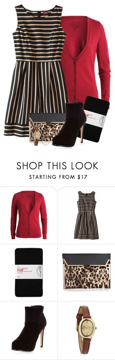 """""""New Me, New Style!"""" by stylesdice ❤ liked on Polyvore featuring Merona, Gap, Timeless, Infinite and Accessorize"""