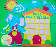 Birthday Charts, Paper Quilling, Kids And Parenting, Smurfs, Activities For Kids, Safari, Boards, Lily, Classroom