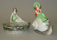 Two dressing table boxes 2