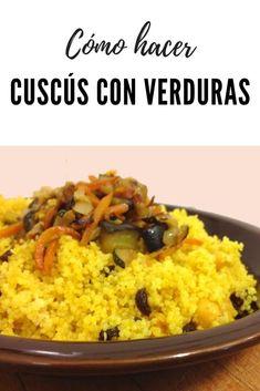 Rice Recipes, Asian Recipes, Cooking Recipes, Ethnic Recipes, Quinoa, Mexican Pastries, European Cuisine, Curry, Vegan Vegetarian