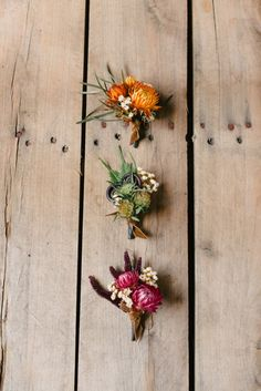 Urban Copper Wedding - Be Inspired PR photo shoot- boutonnieres