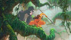 Tarzan é um filme que prega a preservação da natureza e lança uma crítica à vida…