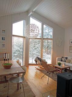 Nordic cabin. Inspiration.