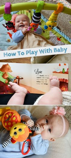 Fun & stimulating activities for baby