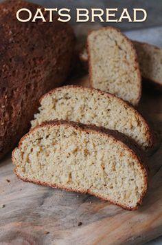 ... Oatmeal Bread Recipe on Pinterest | Oatmeal Bread, Blueberry Oatmeal