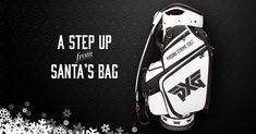 A premium gift bag, inspired by PXG's tour pros and built for you. #GolfBag #PXGTroops #PXG Parsons Xtreme Golf,#GolfGifts