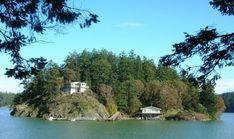 9. Ben Ure Island Cabin, Deception Pass