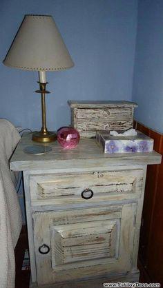 Muebles estilo Shabby Chic