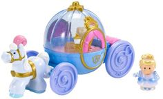 Little People Disney Cinderella's Coach Fisher-Price http://www.amazon.com/dp/B009VKM5BC/ref=cm_sw_r_pi_dp_qV77ub1T9SY9S