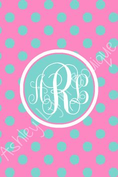 Free Monogram Wallpapers For IPhone Group 736?588 Free Monogram .