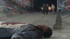 Fear The Walking Dead / AMC / Episode 1 / Pilot / FTWD