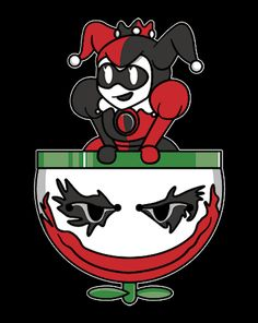 Joker's Jolly Jalopy T-Shirt | $10 Harley Quinn T-shirt from ShirtPunch today only!