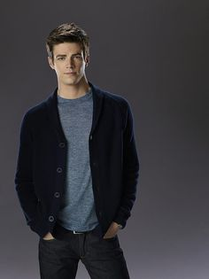 Grant Gustin as Barry Allen #TheFlash