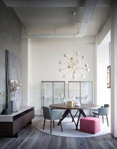 Флагманский магазин дизайнерской мебели LEMA в Лондоне